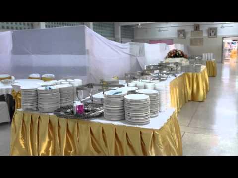 โต๊ะจีนมุสลิม0968345837