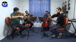 Final Fantasy X: To Zanarkand - Tessares String Quartet (Quarteto Tessares)