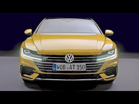 2018 Volkswagen Arteon – Features, Interior, Exterior [YOUCAR]