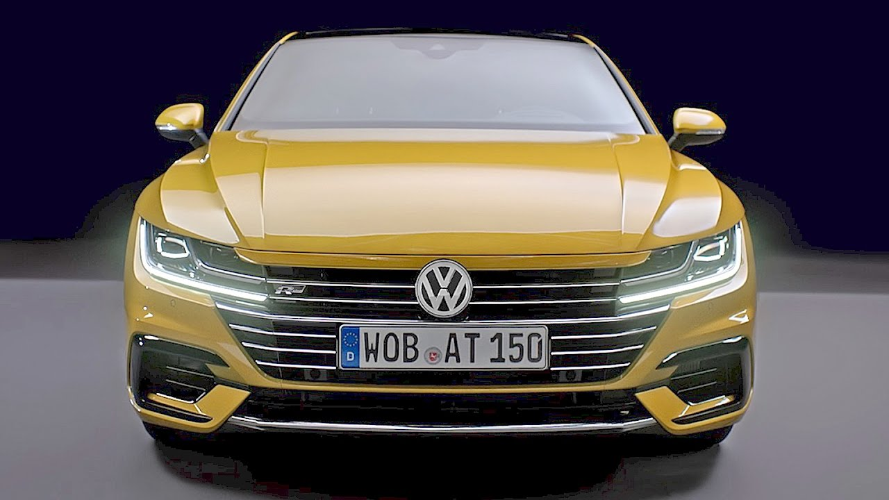 2018 volkswagen arteon features interior exterior. Black Bedroom Furniture Sets. Home Design Ideas