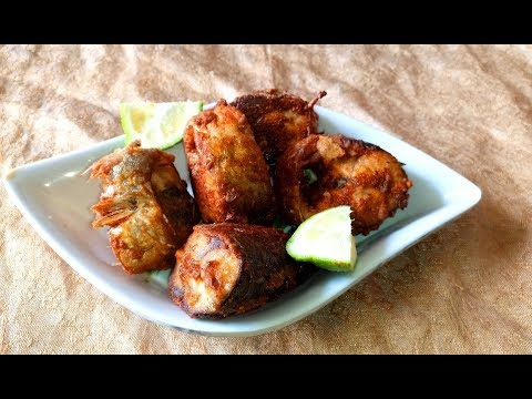 Fried Fish Recipe: Simple And Spicy Fried Fish