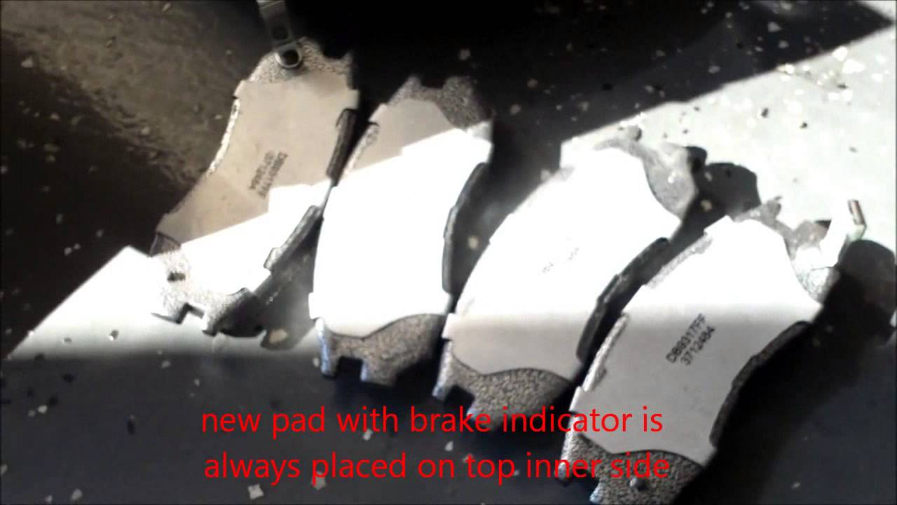 How To Replace Front Brake Pads Chrysler Sebring Doovi