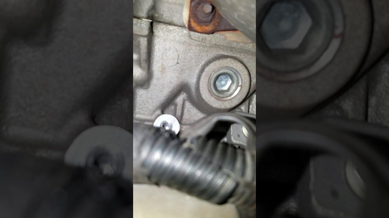 Part 1 Knock Sensor Jaguar S type