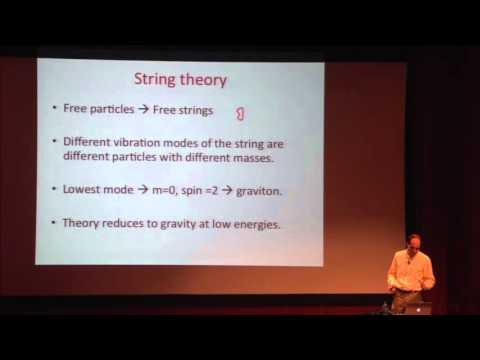 Quantum Gravity - Juan Maldacena