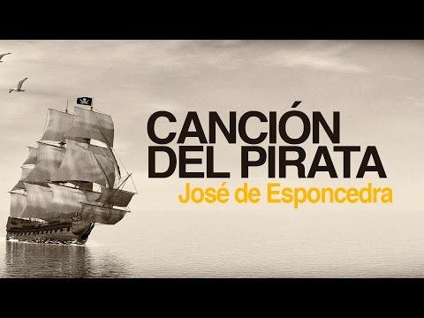 Canción del pirata - José de Espronceda