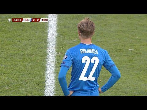Iceland FYR Macedonia Goals And Highlights