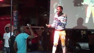 MC MARIACH ALUMIZA ABANTU EMBUTO LWAKUSEKA