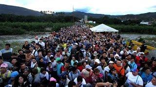 La marcha de los desesperados: de Honduras a Estados Unidos