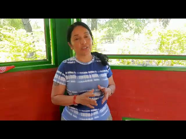 Marcela Acuña, referente de Mujeres al Frente