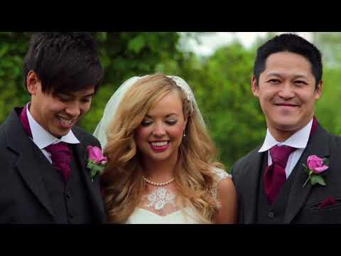 Prestonfield House wedding video   Katherine & Kelvin   Butterfly Films