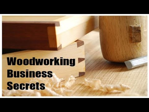 Woodworking Business Secrets - 7 Breakthrough Ideas To Help You Win