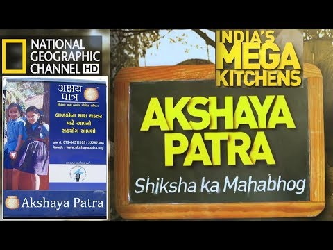 AKSHAYA PATRA│INDIA'S MEGA KITCHENS│Nat Geo Exclusive