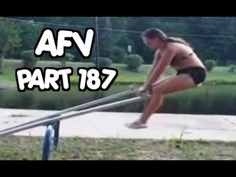 ☺ AFV Part 187 - (Funny Clips Fail Montage Compilation) | OrangeCabinet
