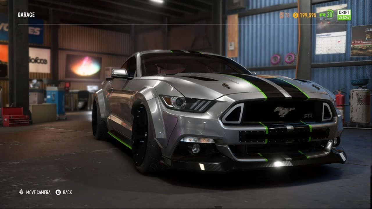 Mustang Need For Speed Payback Ardusat Org