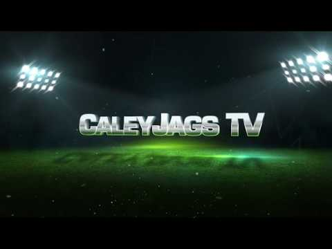 CaleyJagsTV : George Oakley Match Reaction v Dundee FC : Scottish Cup : 20/01/18
