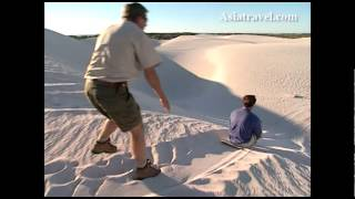 Dune Surfing, Perth by Asiatravel.com