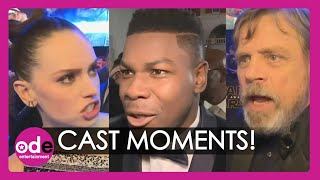 STAR WARS: Our Favourite Moments With The Cast Ever!