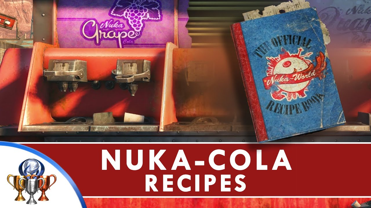 Crafting Recipes Fallout