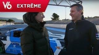 Transam Euro Racing: Margot fait un essaie circuit - Les essais extrêmes de V6