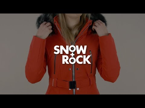Poivre Blanc Emily 2018 Women's Ski & Snowboard Jacket Overview by Snow+Rock