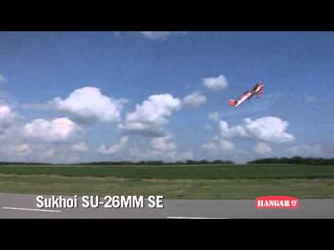 Hangar 9 - Sukhoi SU-26MM SE