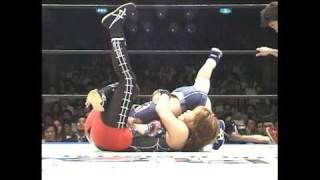 [HD] Yumi Fukawa vs Mariko Yoshida 9/26/99 (Part 1)