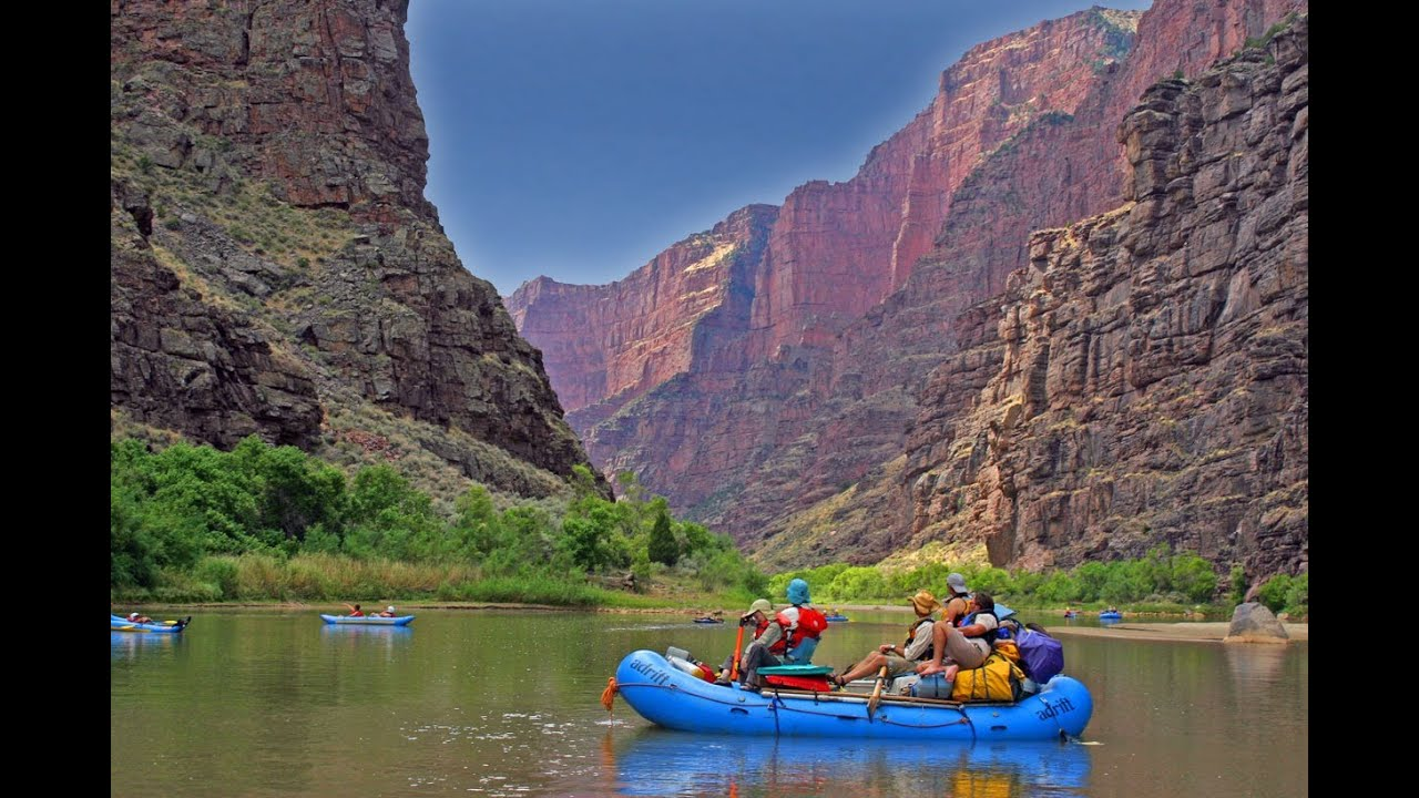 Gates Of Lodore Green River Rafting Trip Youtube