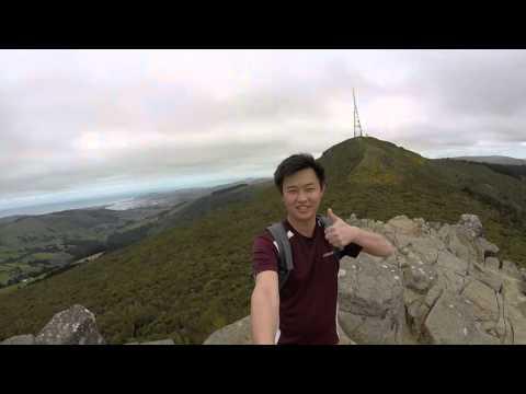 Hiking Mt. Cargill