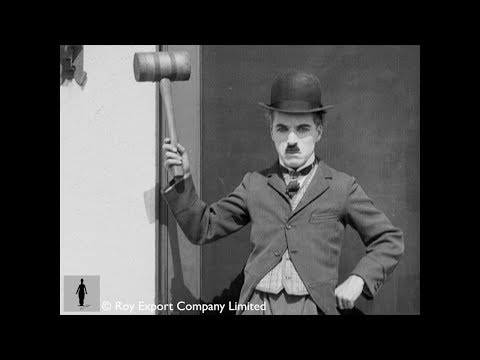 Charlie Chaplin - Nice and Friendly (1922)