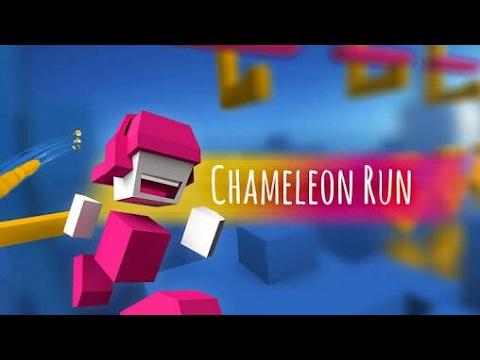 Chameleon Run Gameplay + Download link