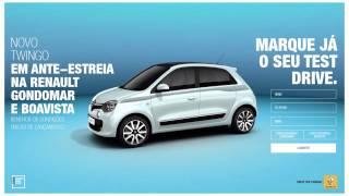 Renault Twingo: Test Drive