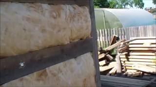 Ворота для гаража своими руками: Строительство гаража часть 4