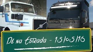 Caminhão antigo x novo e o desemprego na estrada