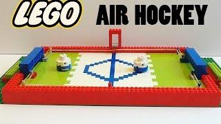 Lego Air Hockey Game - Rubikswiiu