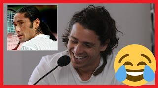 Gaudio cuenta anécdota con el Chino Ríos
