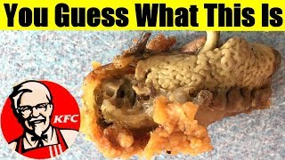 DISTURBING SECRETS That KFC Doesn't Want You To Know.