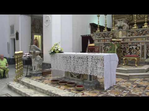 Santa Messa – 9 Ottobre 2016