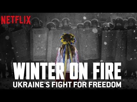 WINTER ON FIRE Inside Ukraine's Political Uprising with Dir. Evgeny Afineevsky