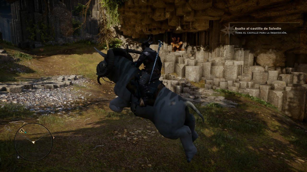 Dragon Age Inquisition Como Conseguir Monturas Ex Ticas