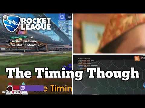 Daily Rocket League Highlights: The Timing Though thumbnail