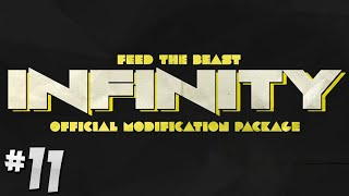 FTB Infinity- Ep.11 -  Ultimate Mob Farm & Invisible Spiders! [Minecraft 1.7.10]