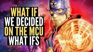 "What ""What If"" Would WE Do In The MCU? (Community Stream)"