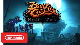 Battle Chasers: Nightwar Launch Trailer - Nintendo Switch
