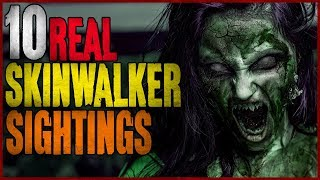 10 TRUE Skinwalker Stories [REUPLOAD] - Darkness Prevails