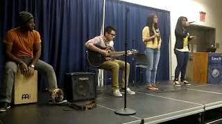 Brighter Than the Sun - Colbie Caillat (live cover)