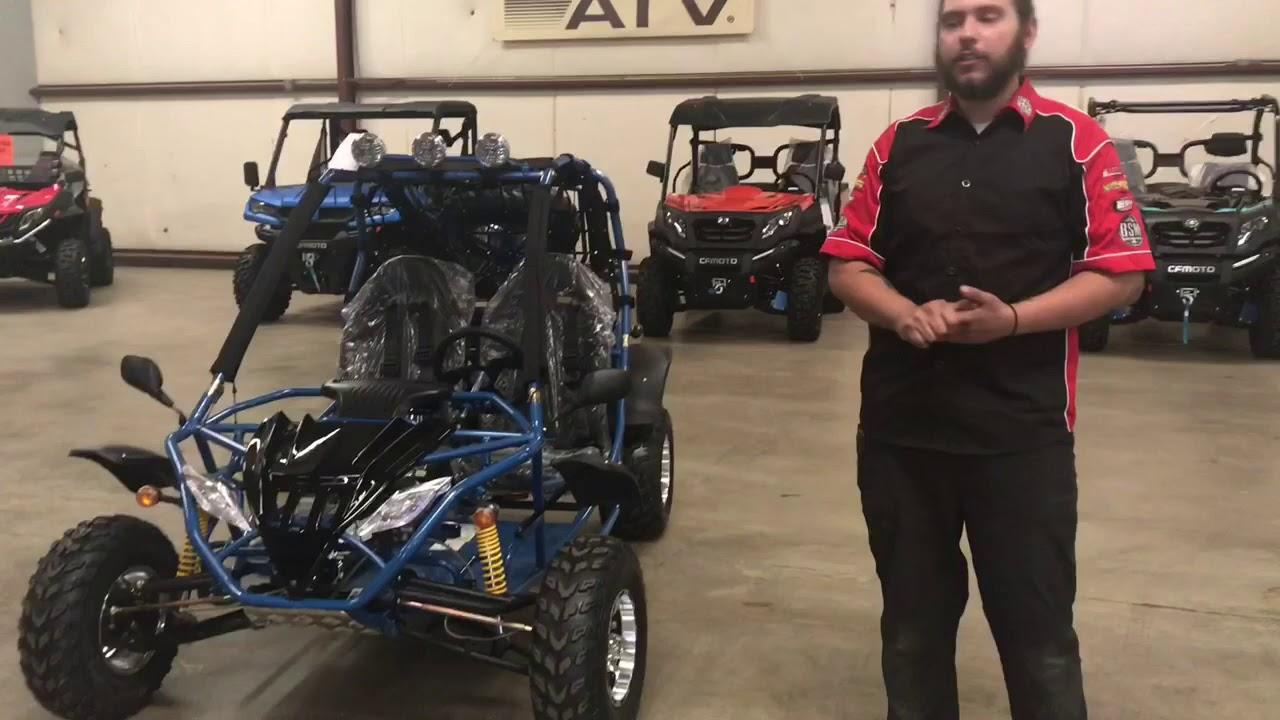 Buy 150cc Trailmaster 150 XRS/XRX Go Kart w/Reverse CA Carb
