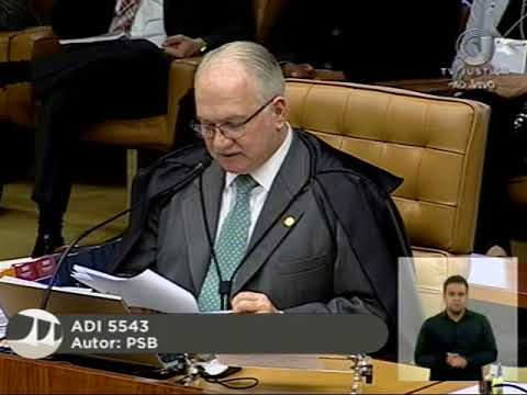 Pleno -  Iniciado julgamento de ADI sobre doação de sangue por homossexuais (2/2)