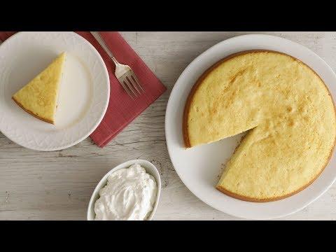 Classic and Easy Yellow Cake Batter - Martha Stewart