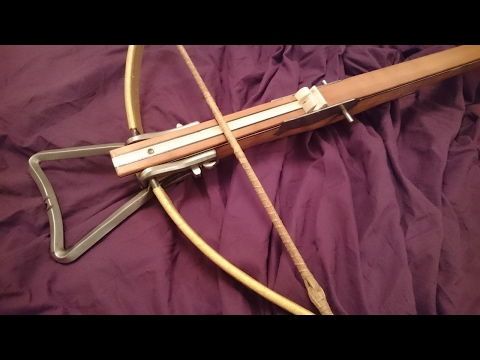 Medieval crossbow by Tods Stuff - from