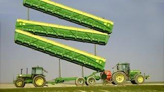 बहुत तेज कृषि और निर्माण मशीनरी
